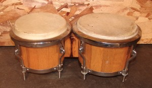 "L736 - Bongos Gon Bop Maple 6""and 8"""