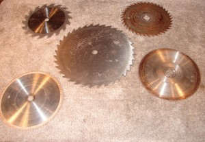 AC325 - Metal Saw Blades (5)