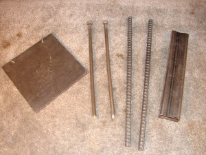 SME118 - (4) Assorted Metal Effects