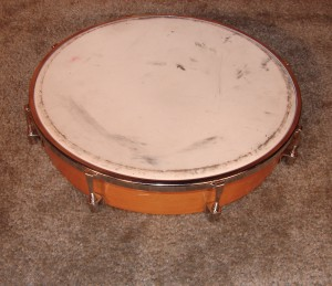 AC15 - headed drum W/O Jingles Tuneable