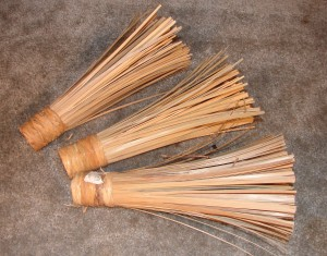 AC339 - Reed Fan Brushes