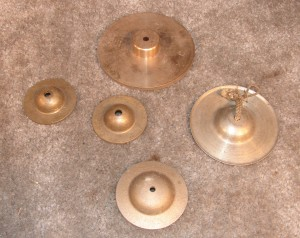 SME132 - Finger Cymbal/ Single Crotale (pitch 'C')