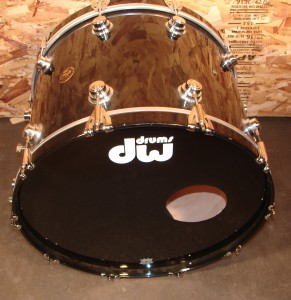 "HD232 - 16""X22"" DW Bass Drum"